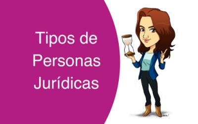 Tipos de Personas Jurídicas